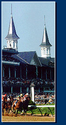 Kentucky Derby Twin Spires